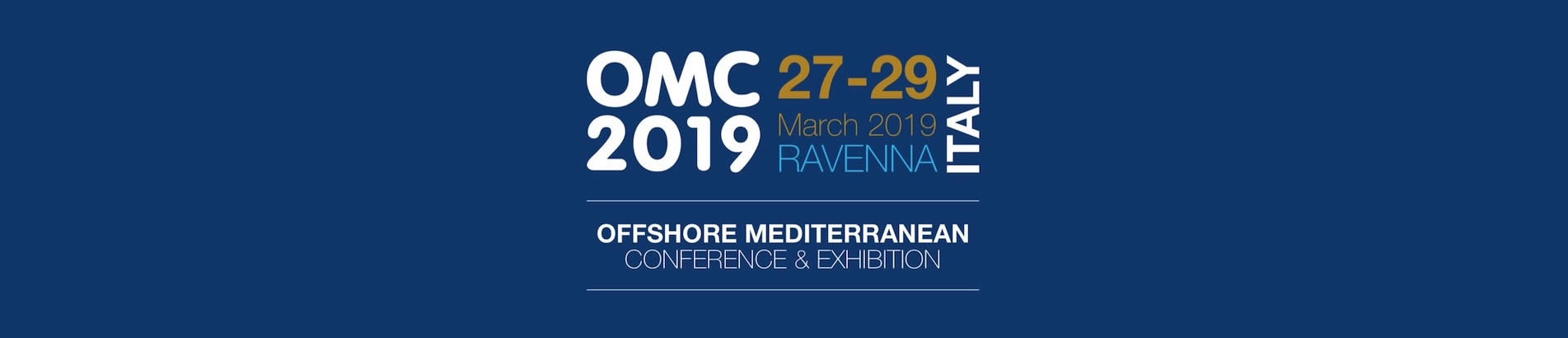 OMC 2019 - 27/29 MARCH 2019 ITALY